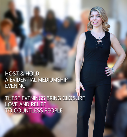 Open house with Mediumship and Psychic Sessions