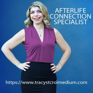 Afterlife connection specialist
